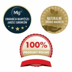 naturalny magnez, produkt polski, made in poland