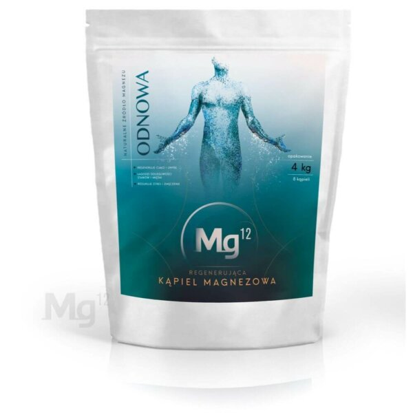 chlorek magnezu 4kg