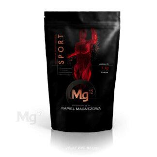 chlorek magnezu dla sportowców 1kg tył
