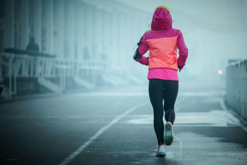 Jesienne bieganie i regeneracja po treningu