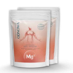mg12 odnowa sól epsom 2 x 4kg
