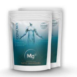 mg12 odnowa płatki magnezowe 2 x 4g