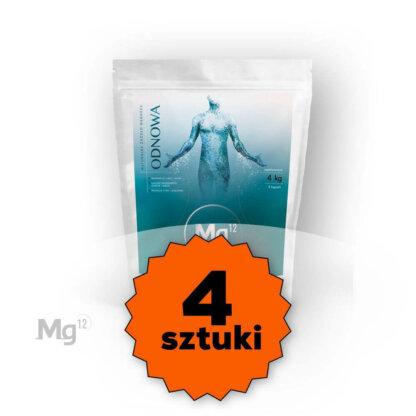 Mg12 ODNOWA chlorek 4 x 4kg