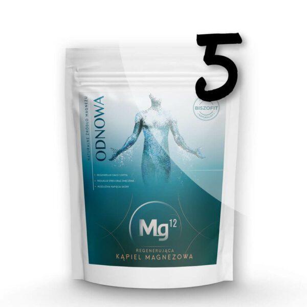 mg12 odnowa płatki magnezowe 5 x 4kg