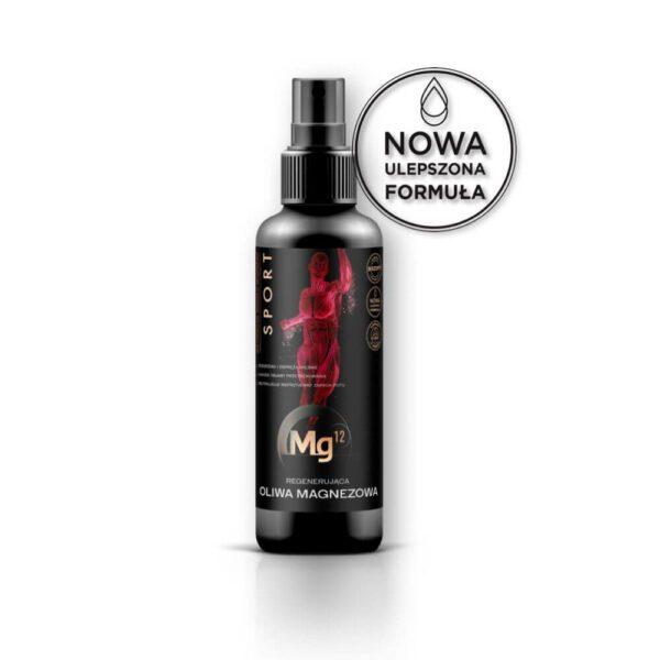 Oliwa magnezowa Mg12 SPORT
