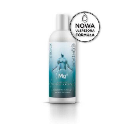 Magnezowy żel pod prysznic Mg12 ODNOWA