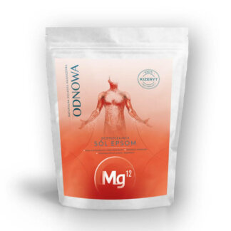 Sól Epsom Mg12 ODNOWA 4kg