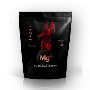 Płatki do kąpieli Mg12 SPORT 4kg suplementacja magnezu