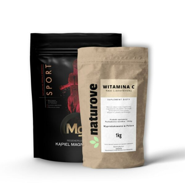sport 4kg + witamina c
