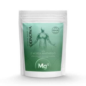 mg12 sól z morza martwego 4kg