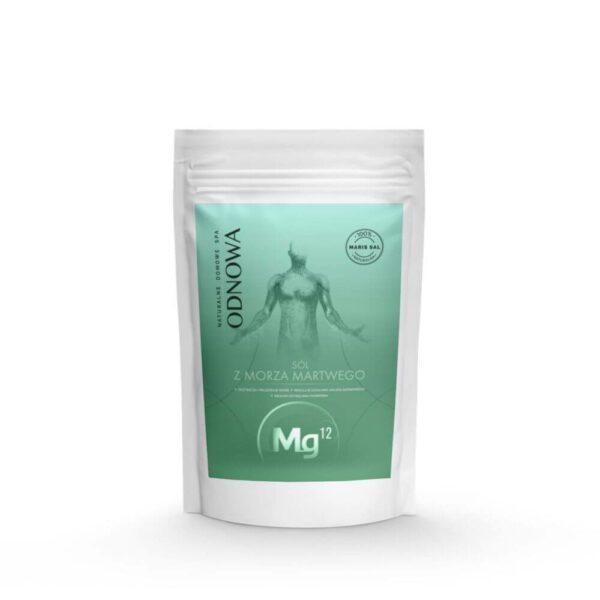 mg12 sól z morza martwego 1kg